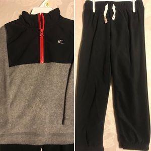 2 pc jogging suit